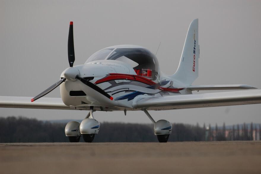 samoloty ultralekkie cena